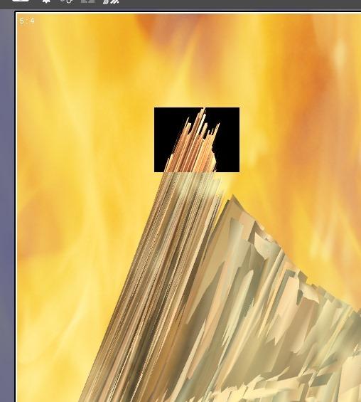 【Daz Studio4.6】バックドロップが印刷されない……【エラー】