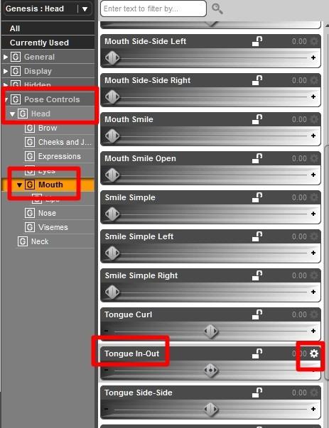 130814_D 天川和香 Create3D 【Daz Studio4.6】ル・アを作る。顔のポリゴンを修正する。【Metasequoia】0124