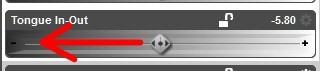 130814_D 天川和香 Create3D 【Daz Studio4.6】ル・アを作る。顔のポリゴンを修正する。【Metasequoia】0127