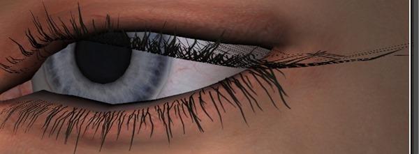 130815_D 天川和香 Create3D 【Daz Studio4.6】ル・アを作る。顔のポリゴンを修正する。0182