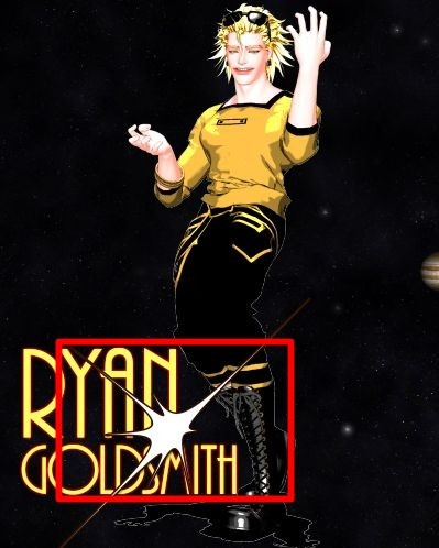 【Photoshop】ライアンのプロモーションビデオを作る。29【光を挿入】