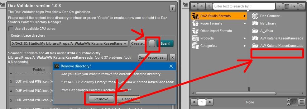 【ダズベンダー向けエラー&回避】アセット登録でデータフォルダを指定する方法【Daz Studio4】